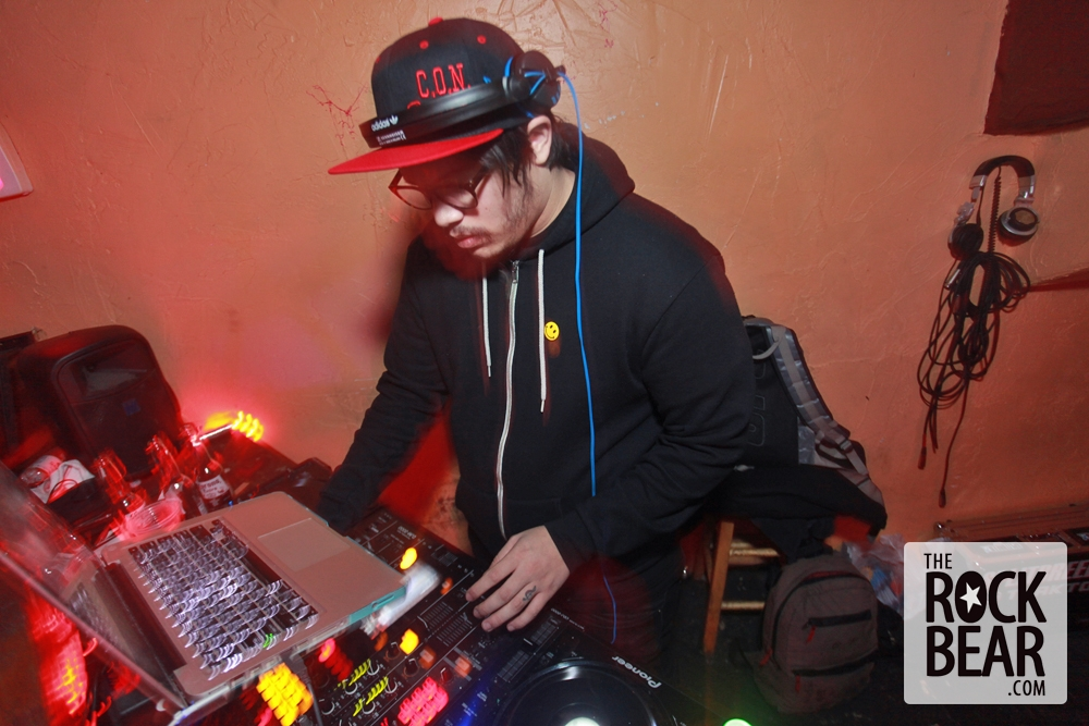 Photos Dj Teen Wolf at Oracle Mansion