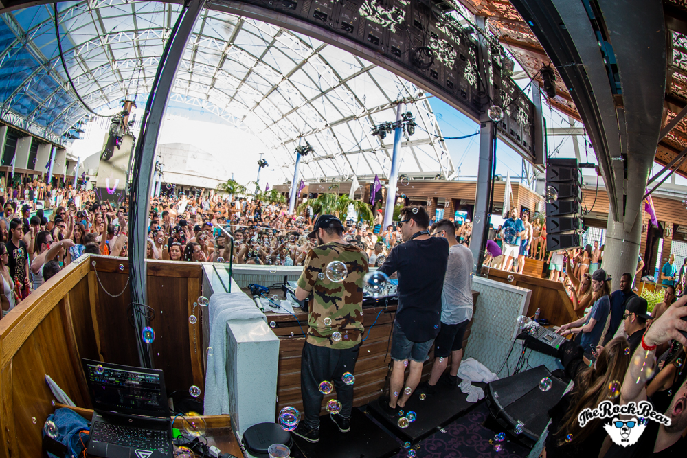 Photos Cash Cash at Marquee Dayclub