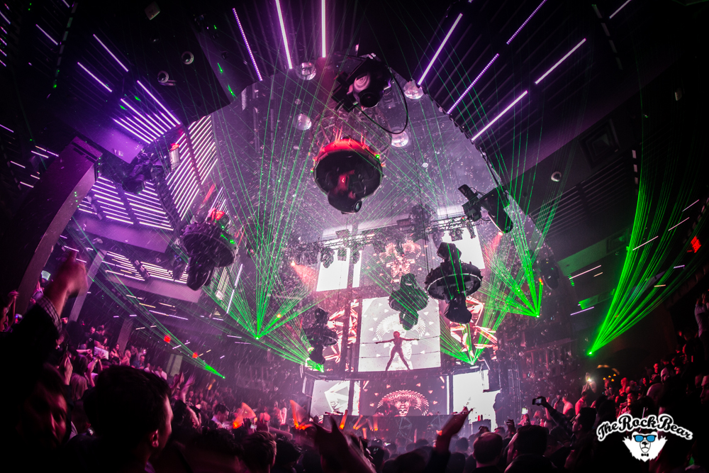 Photos Carnage, Dash Berlin, Stafford Brothers at Marquee