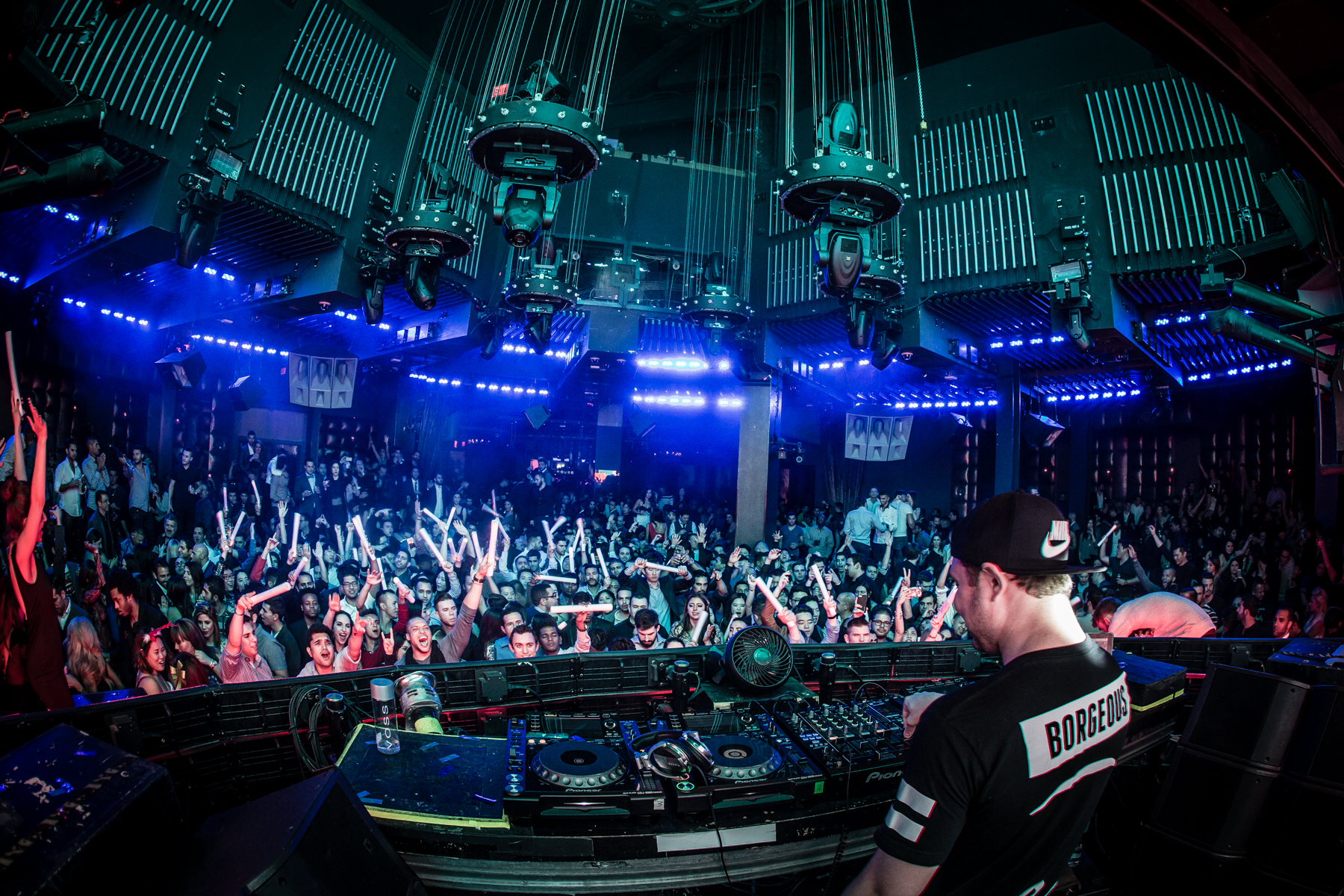 Borgeous at Marquee