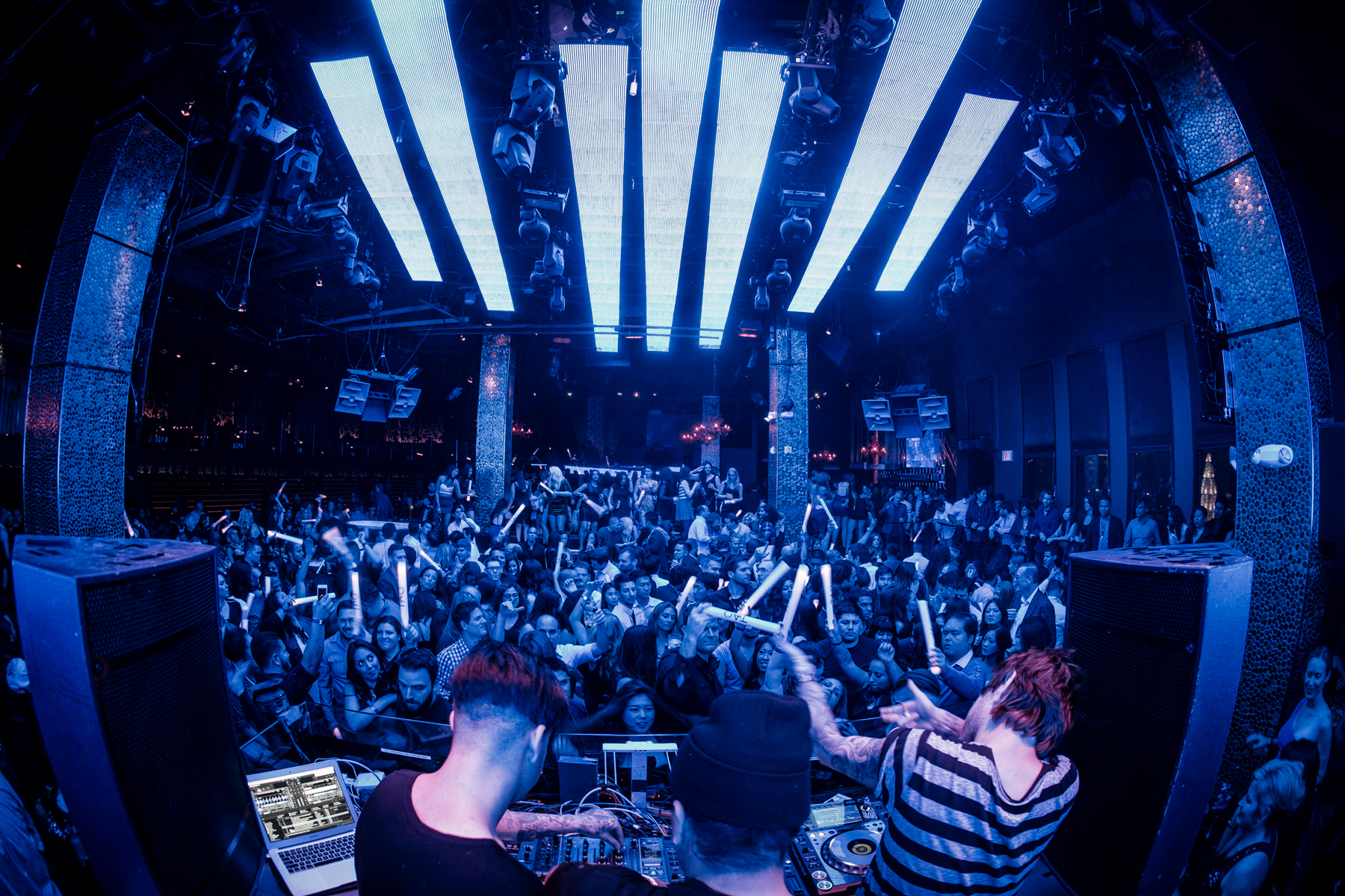 Breathe Carolina at Tao Nightclub