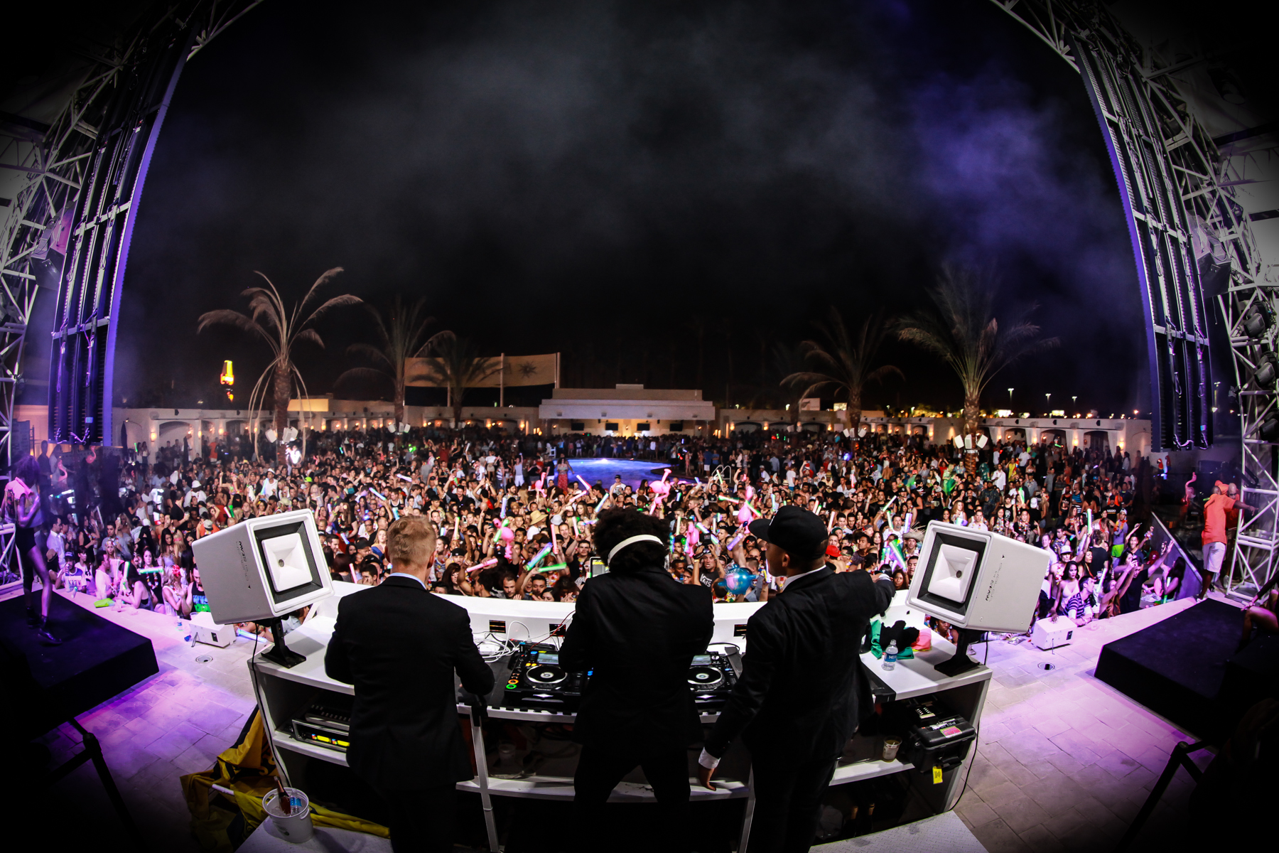 Major Lazer at Daylight Beach Club